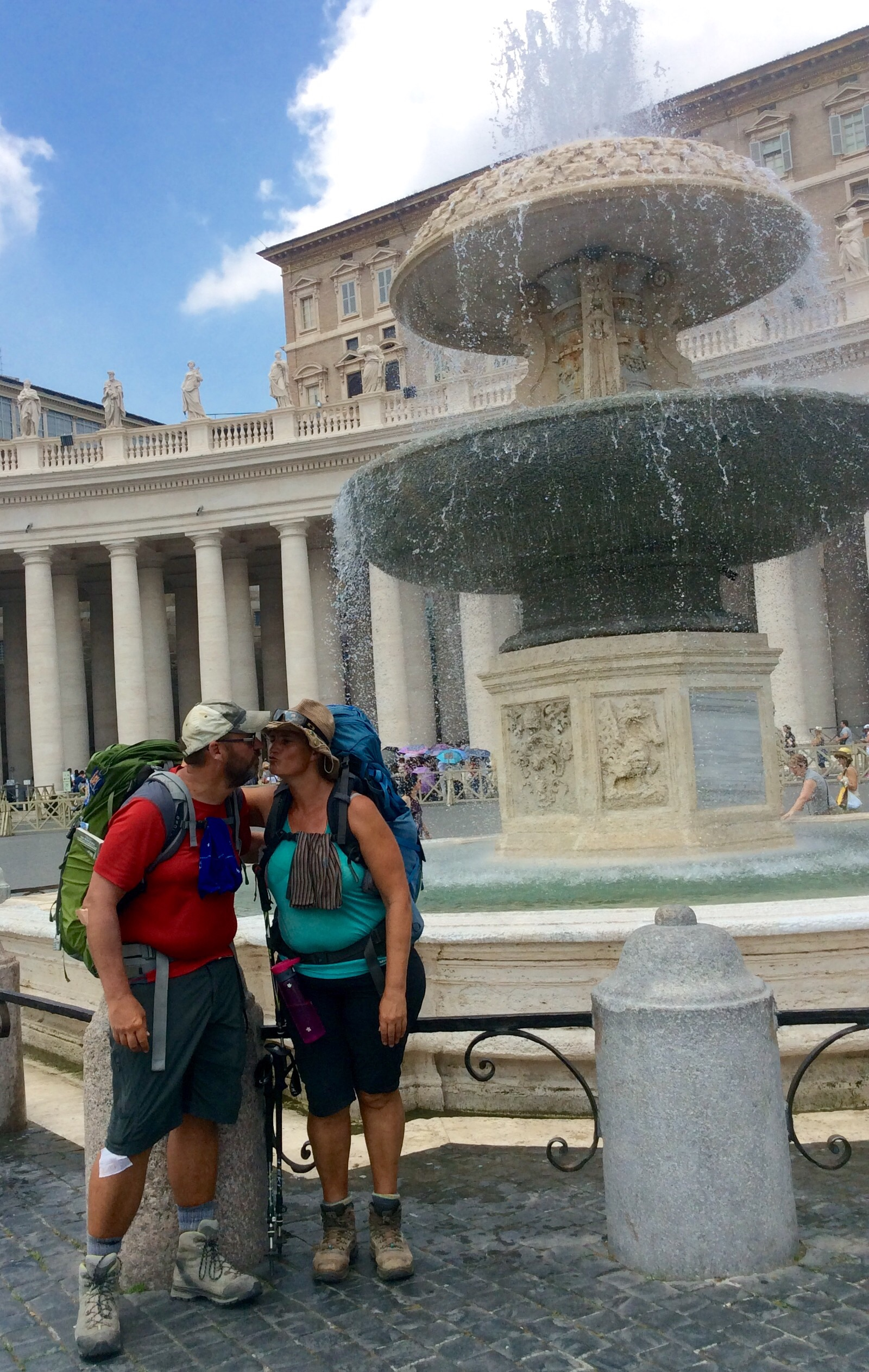 Snap Shots of the Via Francigena
