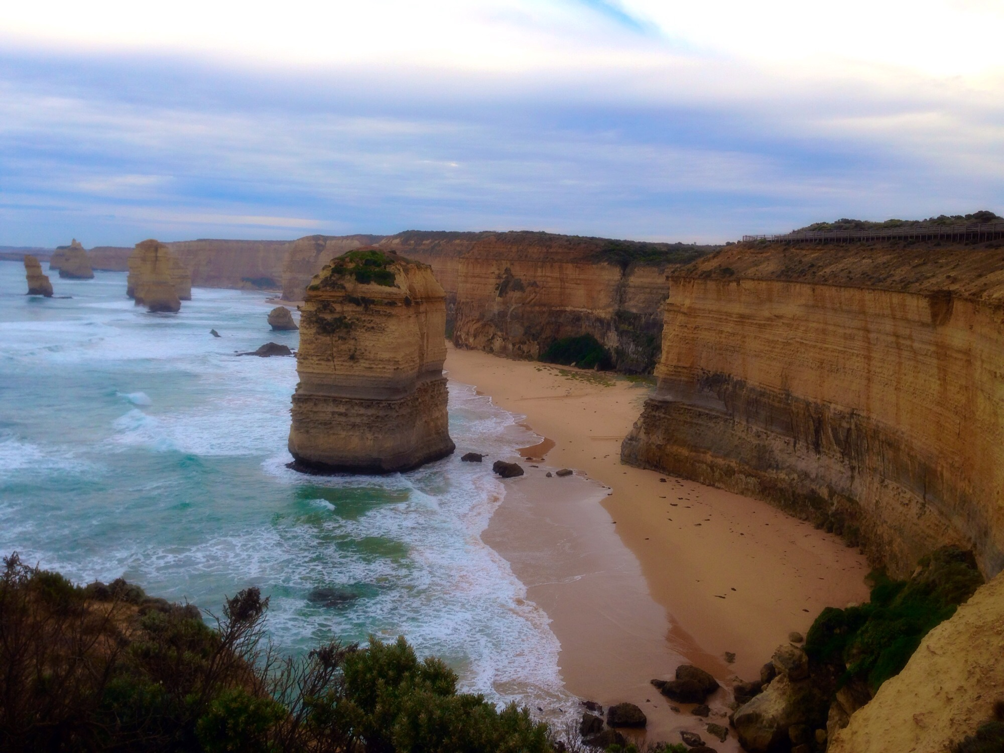 Snap Shots of the Great Ocean Walk