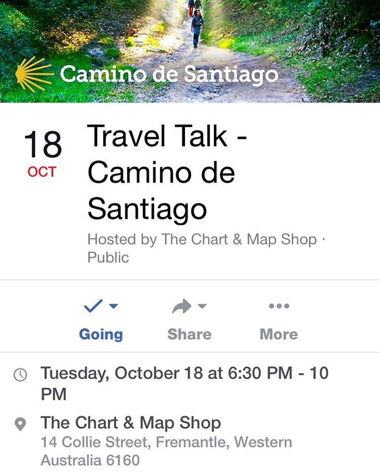 Travel Talk- Camino de Santiago
